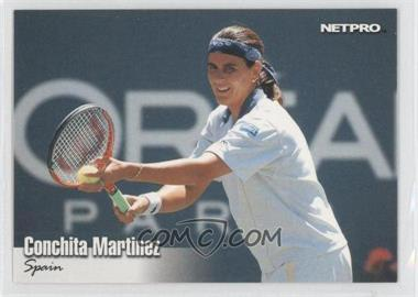 2003 NetPro Gold #G-40 - Conchita Martinez
