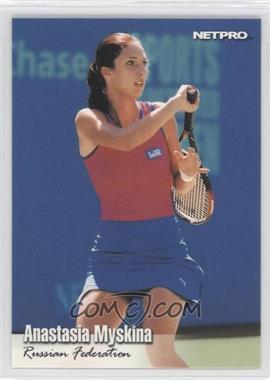 2003 NetPro Gold #G-55 - Anastasia Myskina