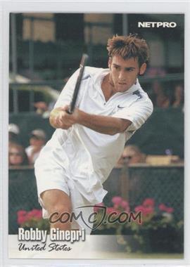 2003 NetPro Gold #G-59 - Robby Ginepri