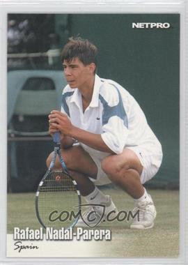 2003 NetPro Gold #G-70 - Rafael Nadal