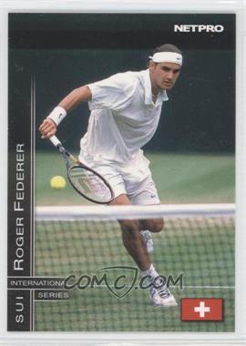 2003 NetPro International Series - [Base] #11 - Roger Federer