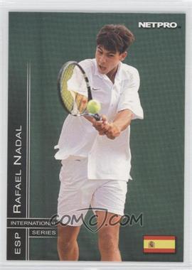 2003 NetPro International Series - [Base] #77 - Rafael Nadal