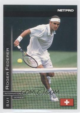 2003 NetPro International Series #11 - Roger Federer
