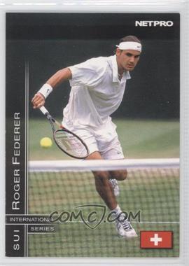 2003 NetPro International Series #11 - Roger Federer