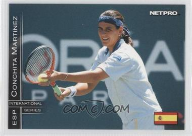 2003 NetPro International Series #40 - Conchita Martinez