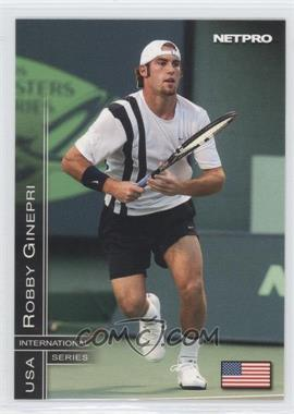 2003 NetPro International Series #59 - Robby Ginepri
