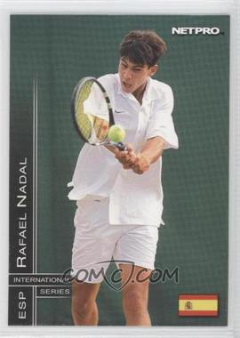 2003 NetPro International Series #77 - Rafael Nadal