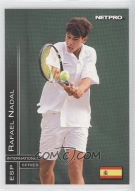 2003 NetPro International Series #77 - Rafael Nadal