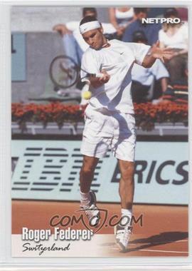 2003 NetPro #11 - Roger Federer