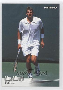 2003 NetPro #31 - Max Mirnyi