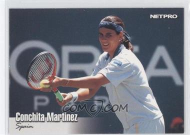 2003 NetPro #40 - Conchita Martinez