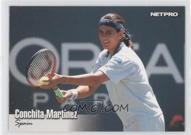 2003 NetPro #40 - Conchita Martinez