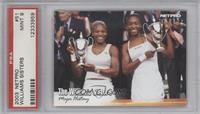The Williams Sisters (Serena Williams, Venus Williams) [PSA 9]