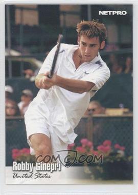 2003 NetPro #59 - Robby Ginepri