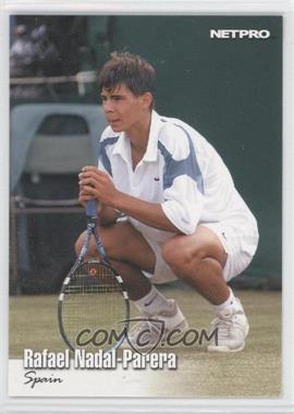 2003 NetPro #70 - Rafael Nadal-Parera