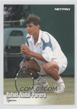 2003 NetPro #70 - Rafael Nadal