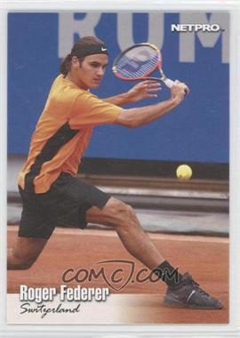 2003 NetPro #90 - Roger Federer