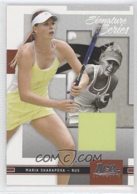 2005 Ace Authentic Signature Series [???] #4 - Maria Sharapova /500