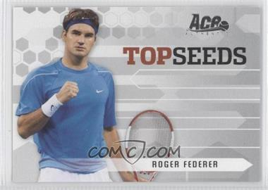 2006 Ace Authentic Grand Slam - Top Seeds #TS-3 - Roger Federer