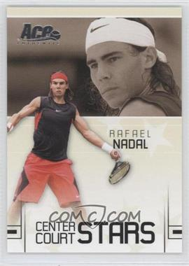 2006 Ace Authentic Grand Slam Center Court Stars #CC-17 - [Missing] /599
