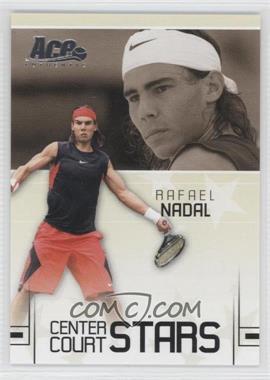 2006 Ace Authentic Grand Slam Center Court Stars #CC-17 - Rafael Nadal /599