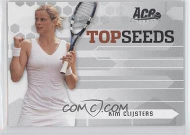 2006 Ace Authentic Grand Slam Top Seeds #TS-4 - Kim Clijsters