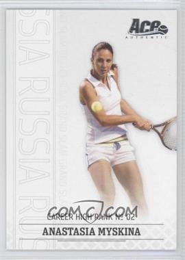 2006 Ace Authentic Grand Slam #1 - [Missing] /1199