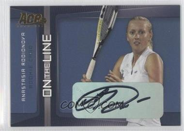 2007 Ace Authentic Straight Sets [???] #OL-18 - [Missing]