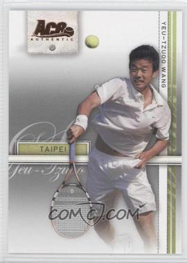 2007 Ace Authentic Straight Sets Bronze #28 - [Missing]