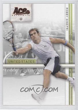 2007 Ace Authentic Straight Sets Bronze #33 - [Missing]