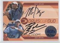 Mike Bryan, Bob Bryan (On-card) /72