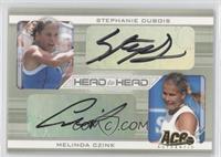 Stephanie Dubois, Melinda Czink /250