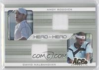 Andy Roddick, David Nalbandian
