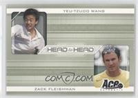 Yeu-Tzuoo Wang, Zack Fleishman