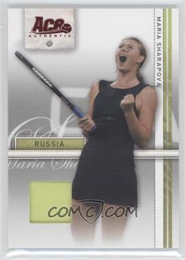 2007 Ace Authentic Straight Sets Materials #24 - [Missing]