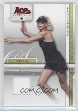 2007 Ace Authentic Straight Sets Materials #7 - [Missing]