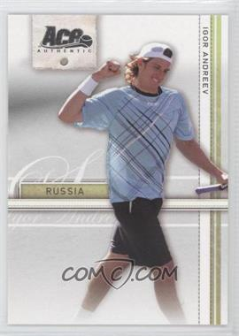 2007 Ace Authentic Straight Sets #17 - [Missing]