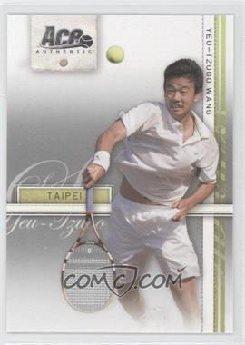 2007 Ace Authentic Straight Sets #28 - [Missing]