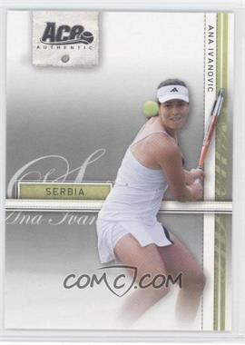 2007 Ace Authentic Straight Sets #3 - [Missing]