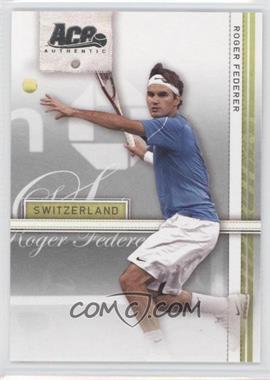 2007 Ace Authentic Straight Sets #34 - [Missing]