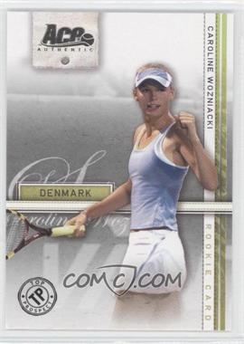 2007 Ace Authentic Straight Sets #39 - [Missing]