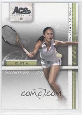 2007 Ace Authentic Straight Sets #4 - [Missing]