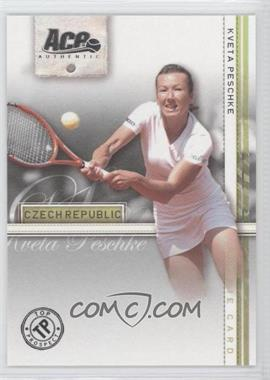 2007 Ace Authentic Straight Sets #42 - [Missing]