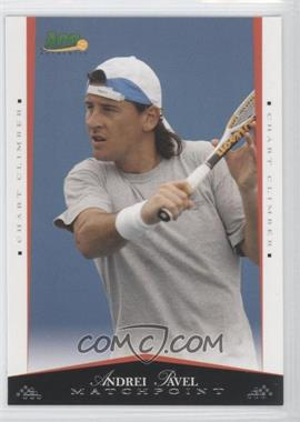 2008 Ace Authentic Matchpoint - [Base] #46 - Andrei Pavel