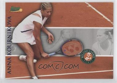 2008 Ace Authentic Matchpoint - French Open #RG9 - Anna Kournikova