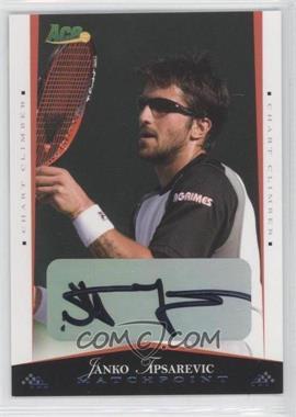 2008 Ace Authentic Matchpoint Authentic Autographs #51 - Janko Tipsarevic