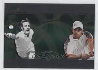John Newcombe, Andy Roddick