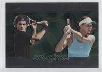 Roger Federer, Ana Ivanovic