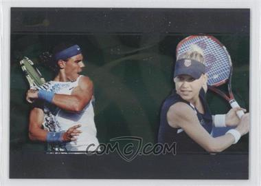 2008 Ace Authentic Matchpoint Dual #D7 - [Missing]