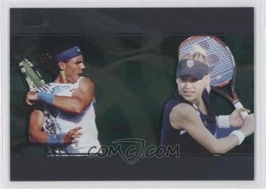2008 Ace Authentic Matchpoint Dual #D7 - Rafael Nadal, Anna Kournikova